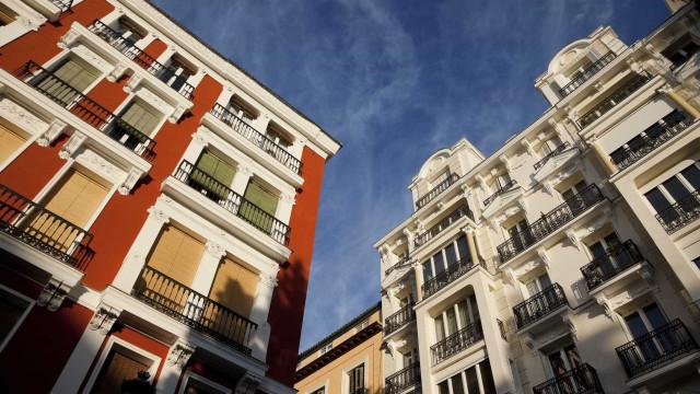 Taxas Euribor caem a três, seis e 12 meses
