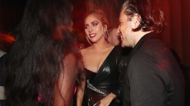 Lady Gaga disse a ex-noivo, Christian Carino, para a deixar em paz