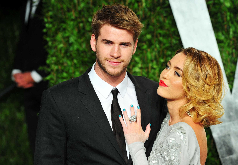 Namorado de Miley Cyrus, Liam Hemsworth, está imparável