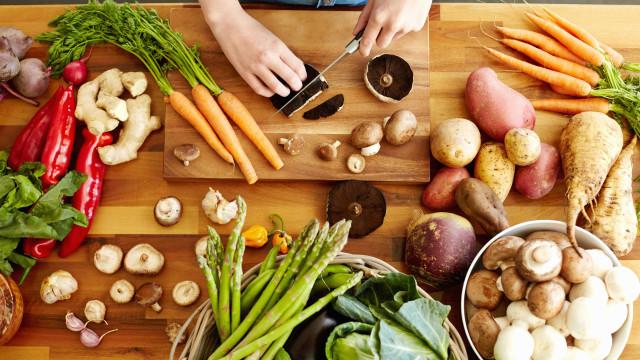 Produtos biológicos bons para ambiente mas vantagem nutritiva por provar