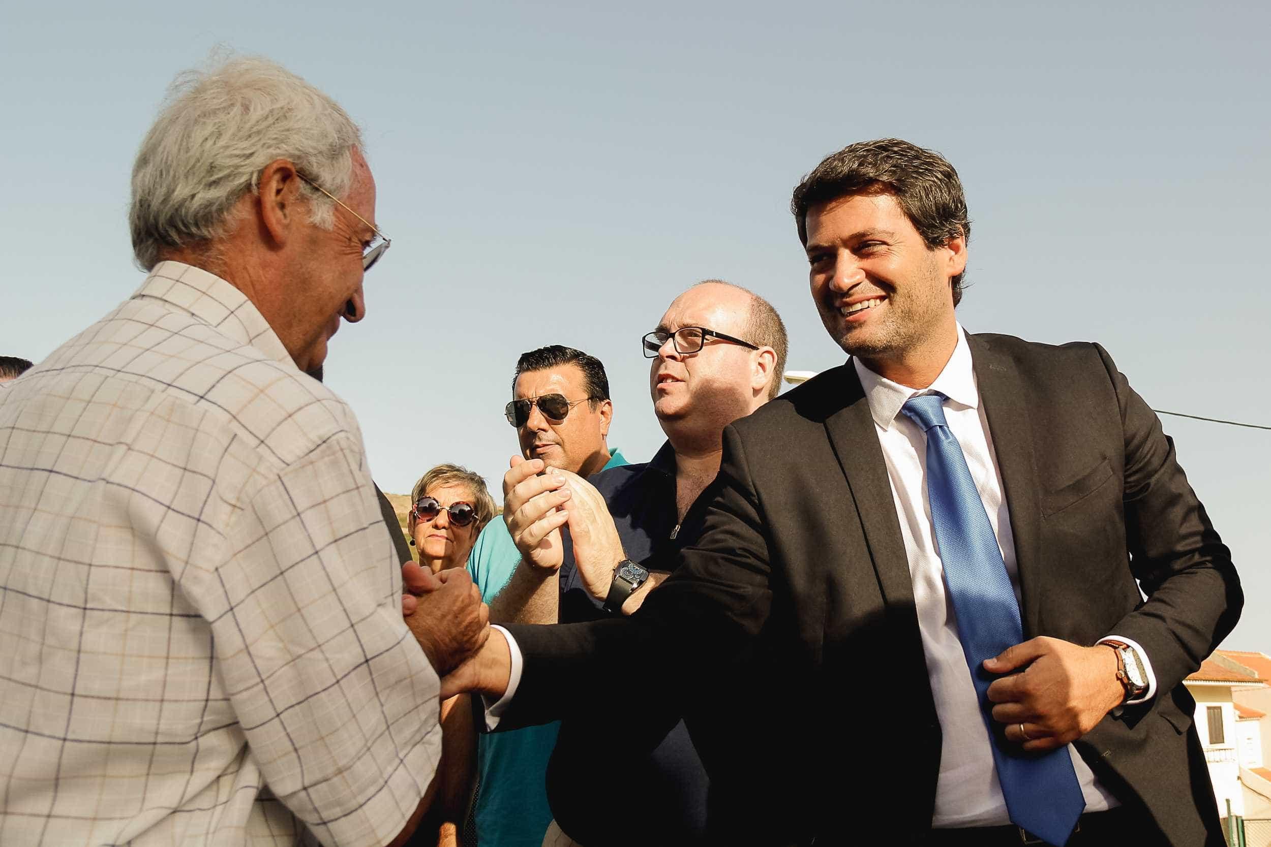 Ventura quer regresso da prisão perpétua e castração química de pedófilos