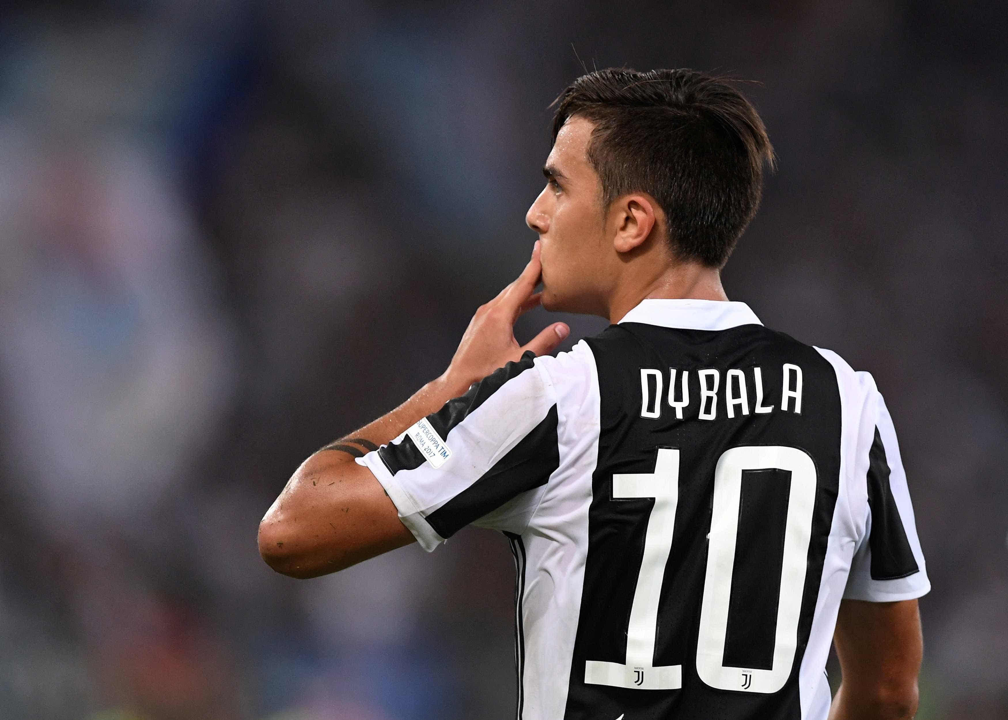 """""""Dybala deixará a Juventus em janeiro e irá para Espanha"""""""