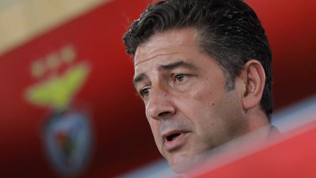 """""""Benfica? Desde que entrei nunca quis sair daqui, nem quero"""""""