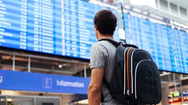 Mais 12 mil jovens de 18 anos vão poder viajar gratuitamente pela Europa