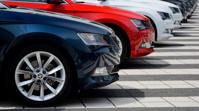 Mercado automóvel cresceu 2,6% em 2018