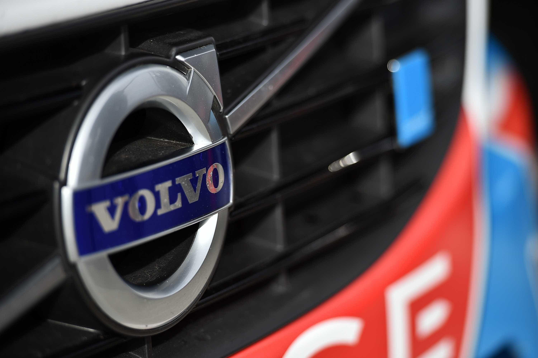 Carros novos da Volvo vão 'travar sozinhos'... nos 180 km/h