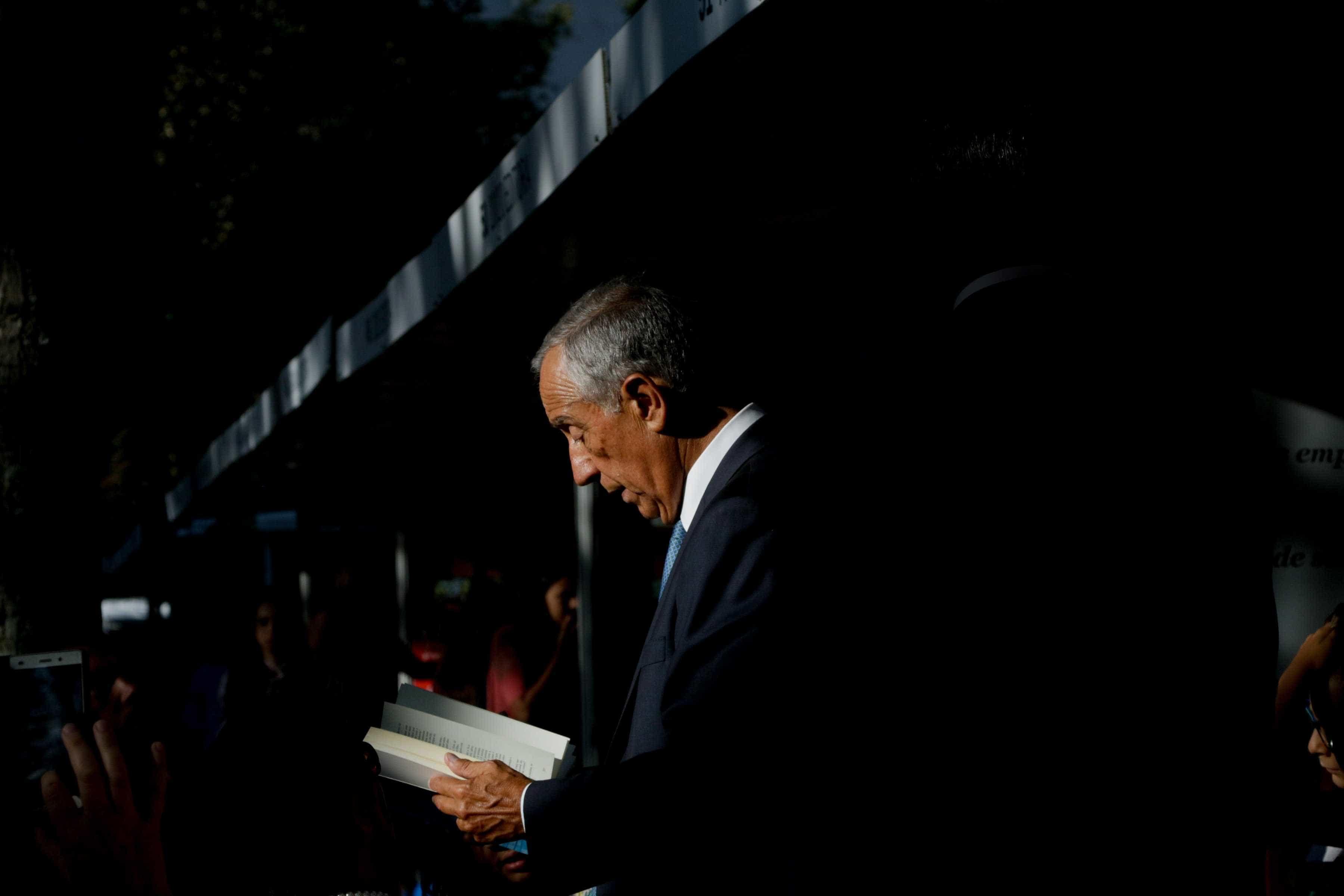Europeias não podem ser perturbadas por falta de acordo, diz Marcelo
