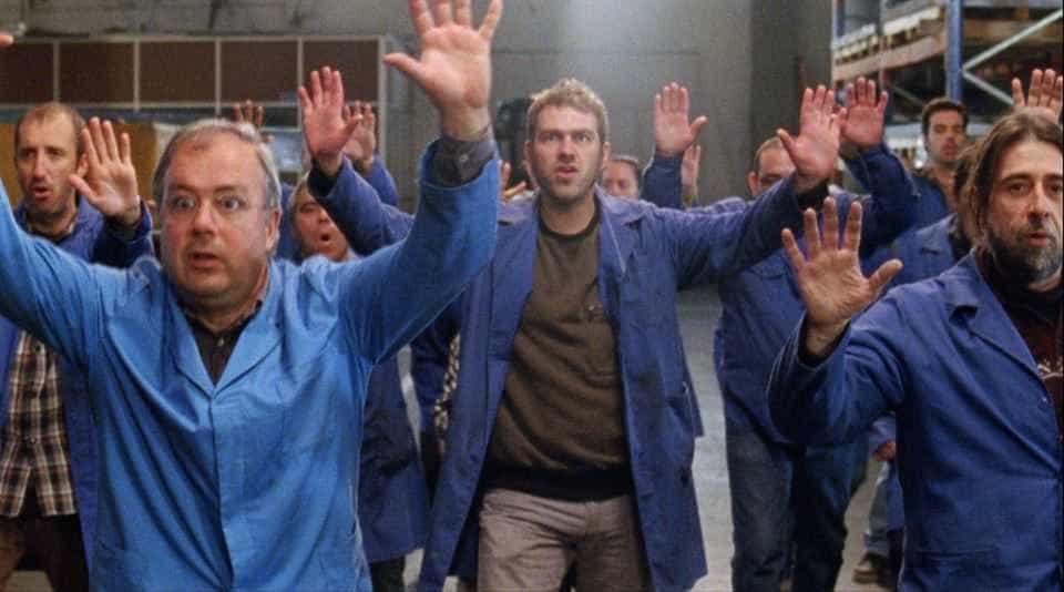 'A Fábrica de Nada' testou a resistência dos bruxelenses com sucesso