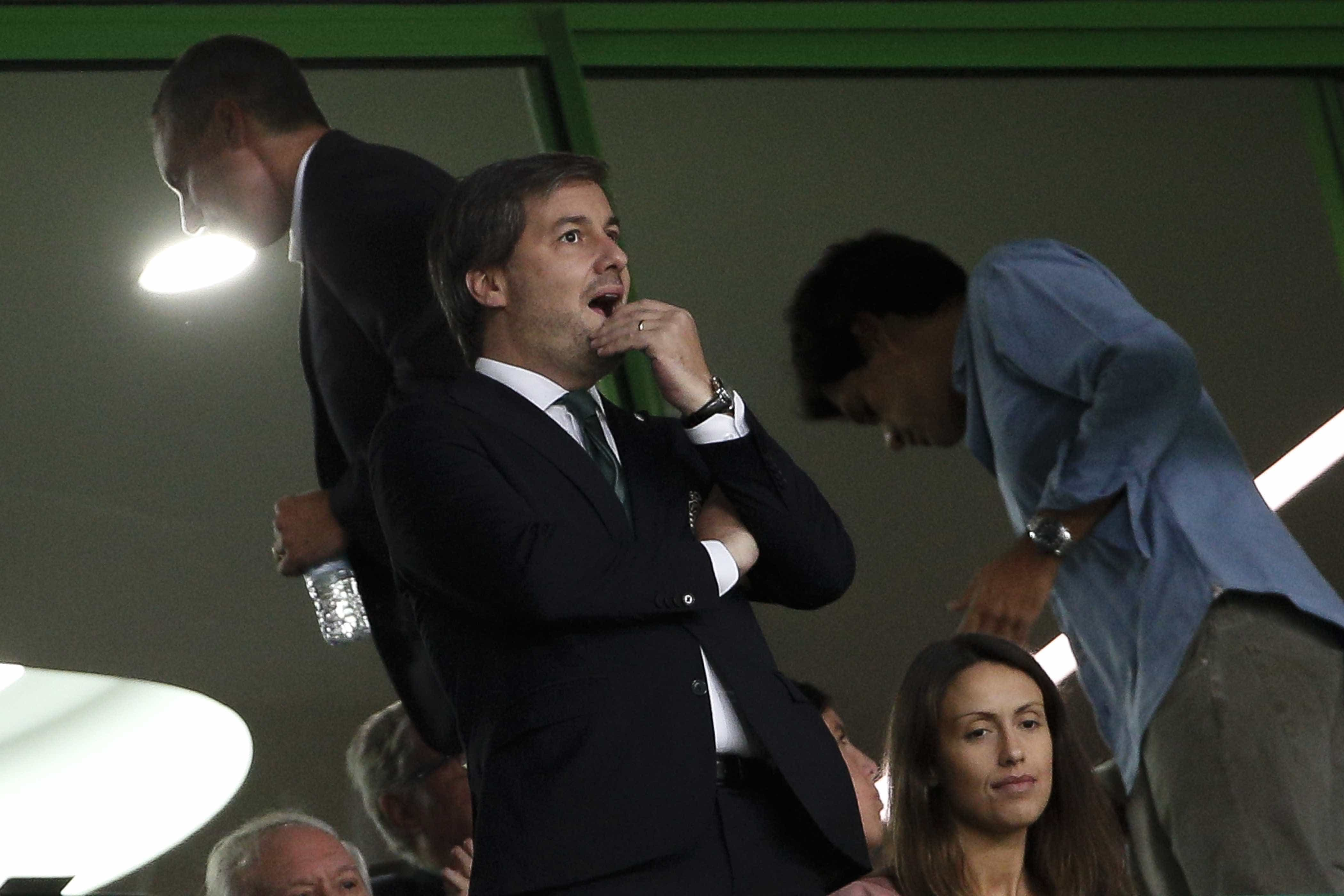 Bruno de Carvalho revela o surpreendente alvo que tinha para o Sporting