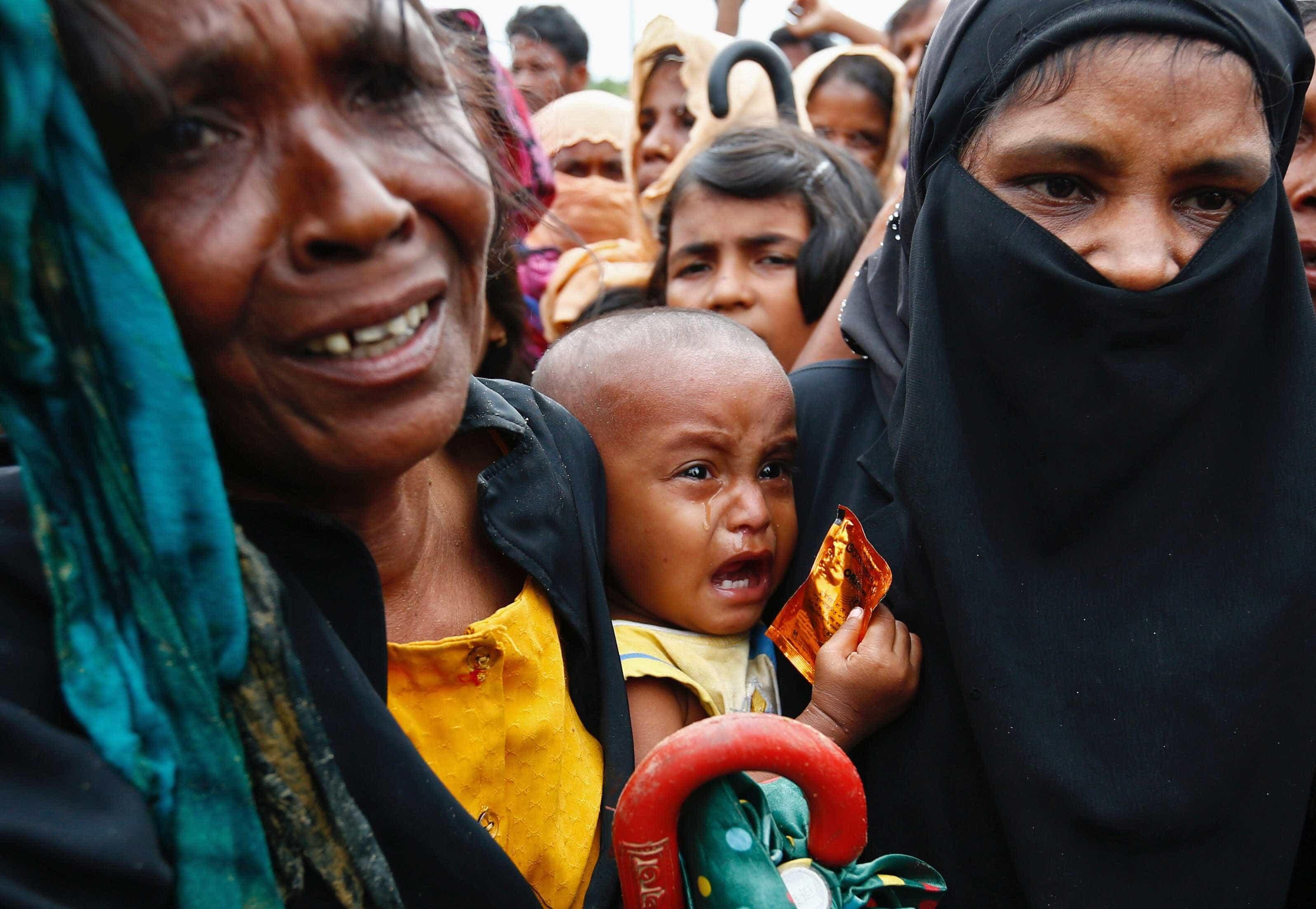 Violação de mulheres rohingya é tratada como problema comunitário