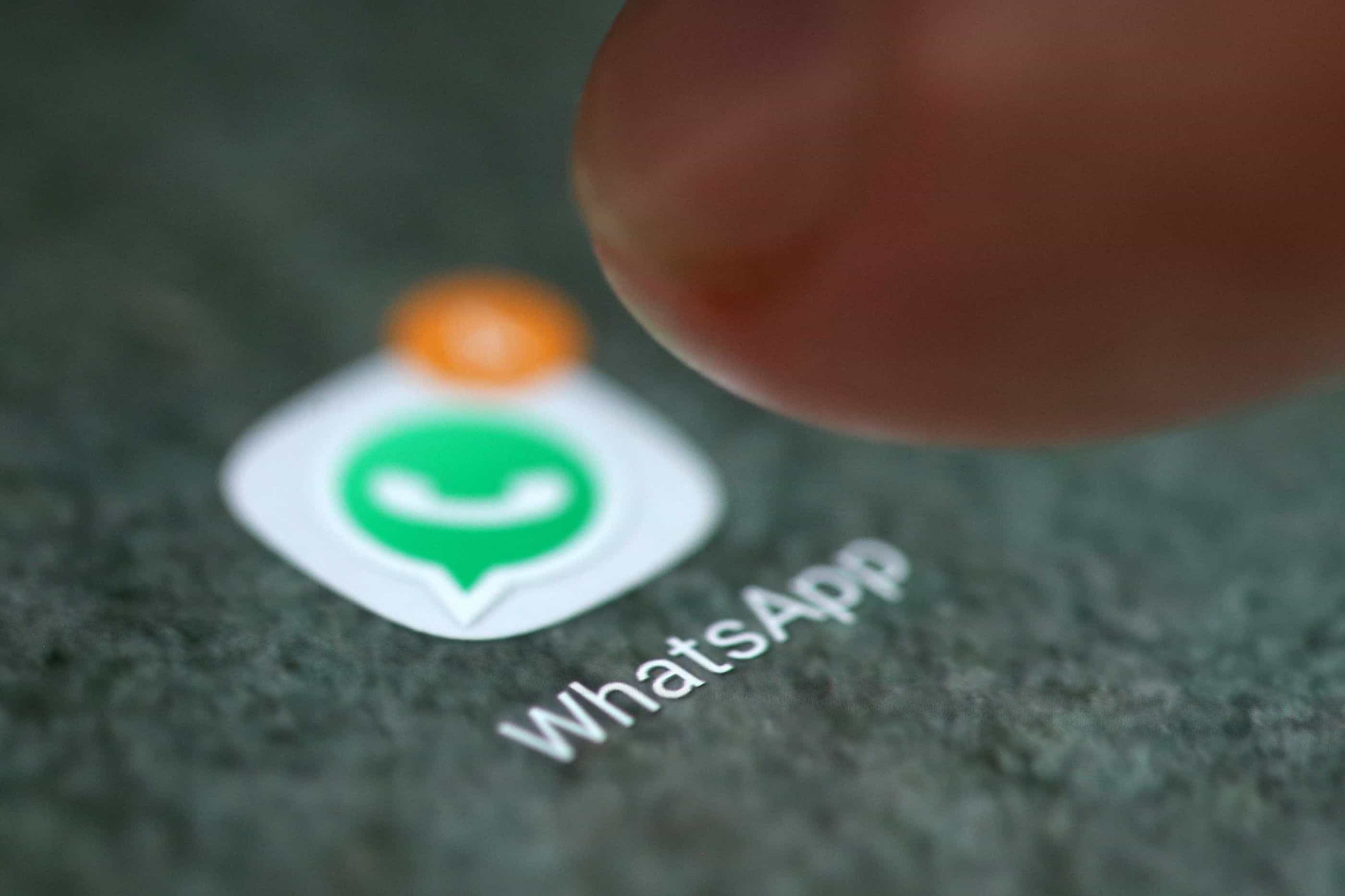 Vai passar a usar mais 'stickers' no WhatsApp