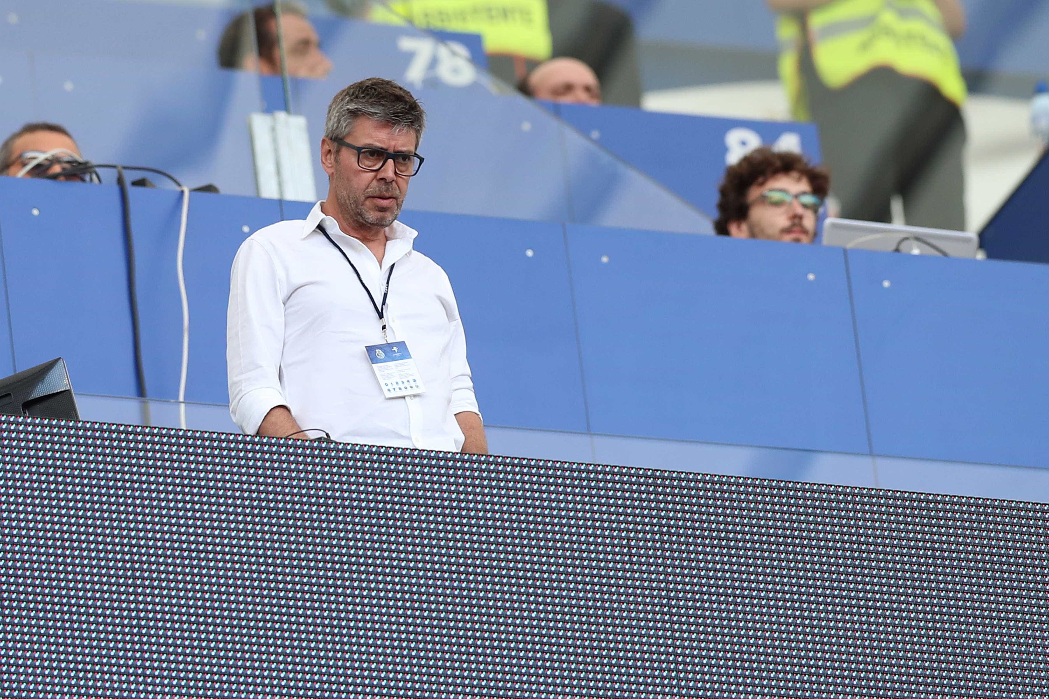 Francisco J. Marques reage à derrota do FC Porto na Taça da Liga