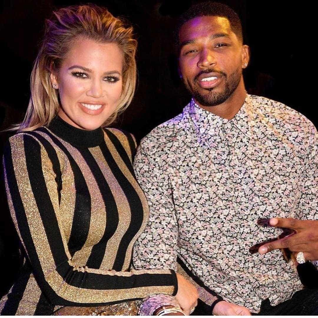 Khloé Kardashian deixa de seguir Tristan Thompson no Instagram