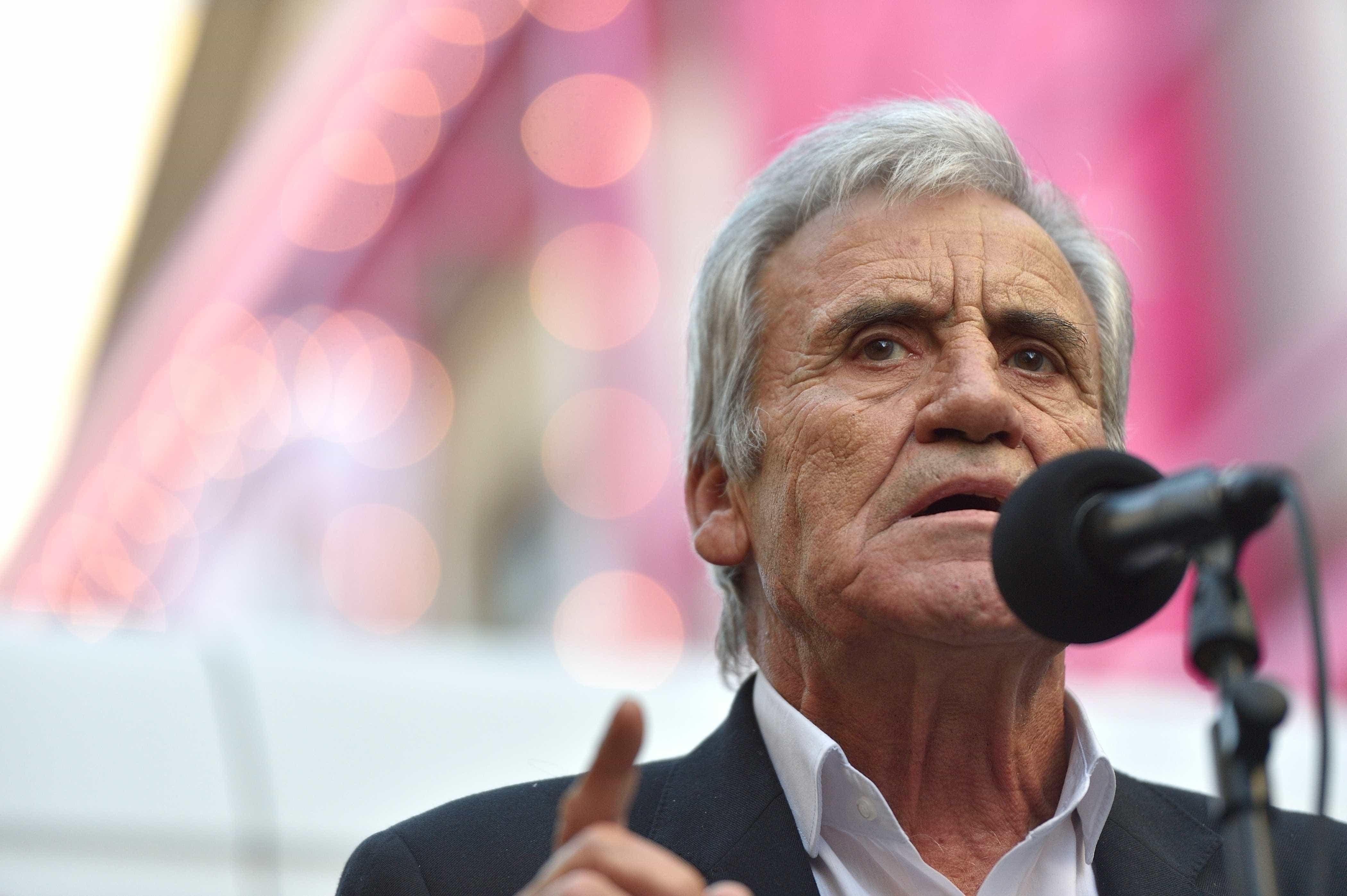 """Jerónimo diz que PS, PSD e CDS estão unidos pela mesma """"receita"""""""