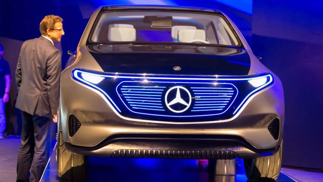 Lucro da Daimler cai 9% no 1.º trimestre para 2.149 milhões de euros