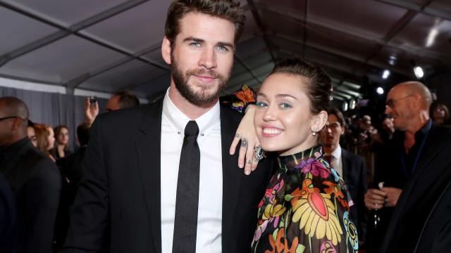 Liam Hemsworth conta que Miley Cyrus adotou o seu apelido após darem o nó