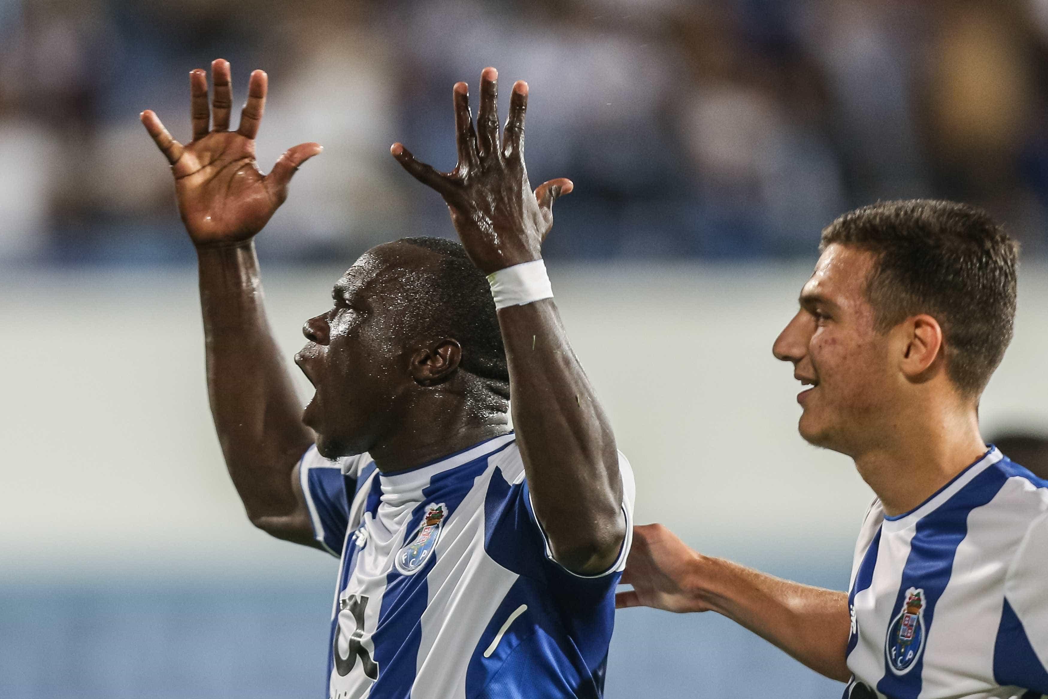Aboubakar e Jonas entre os avançados mais bem pagos da Champions