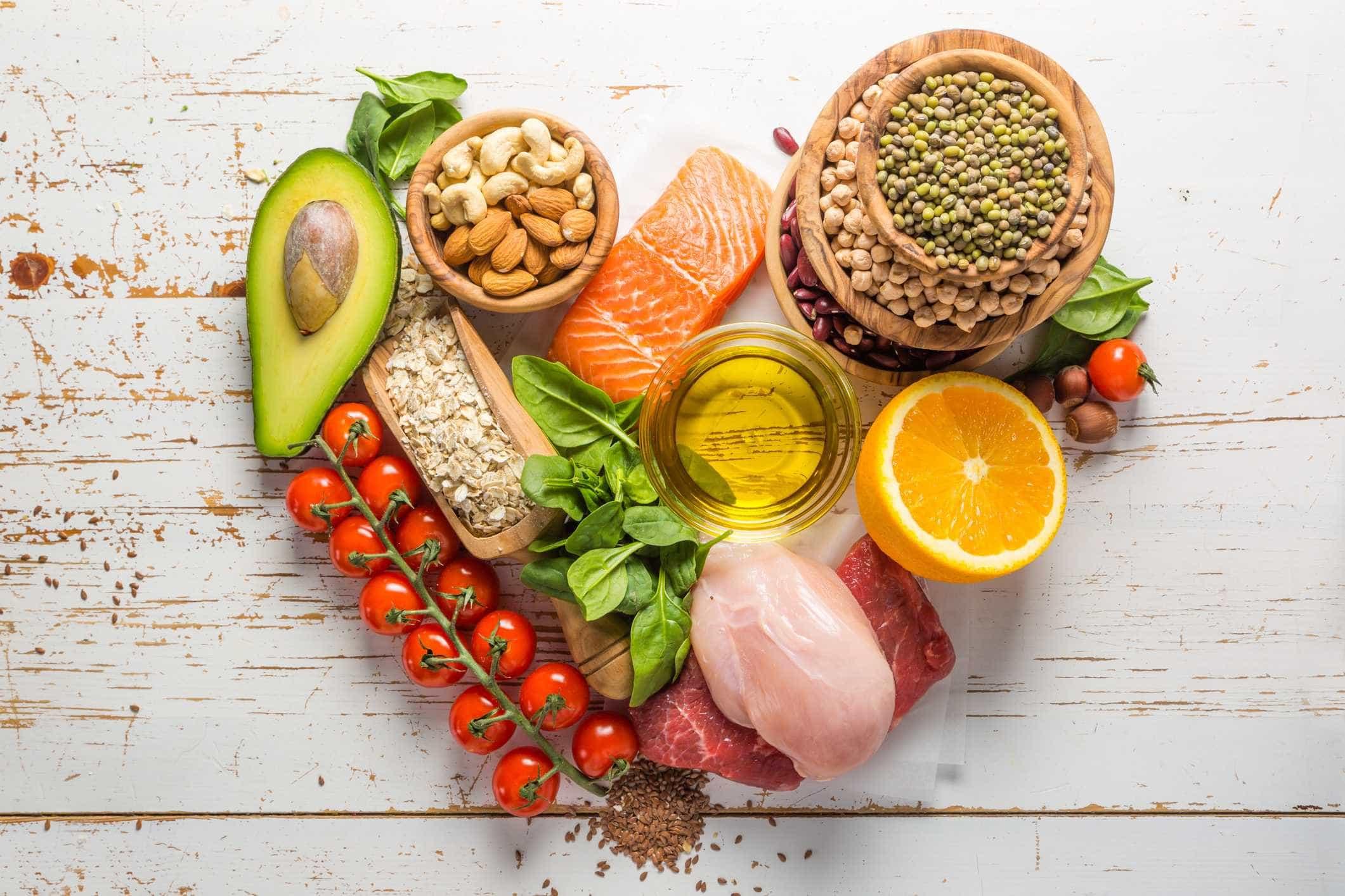 DECO quer IVA reduzido para alimentos mais saudáveis