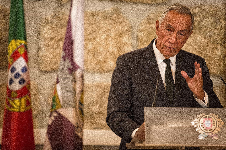 Marcelo desloca-se a Madrid para entregar prémio ao rei de Espanha