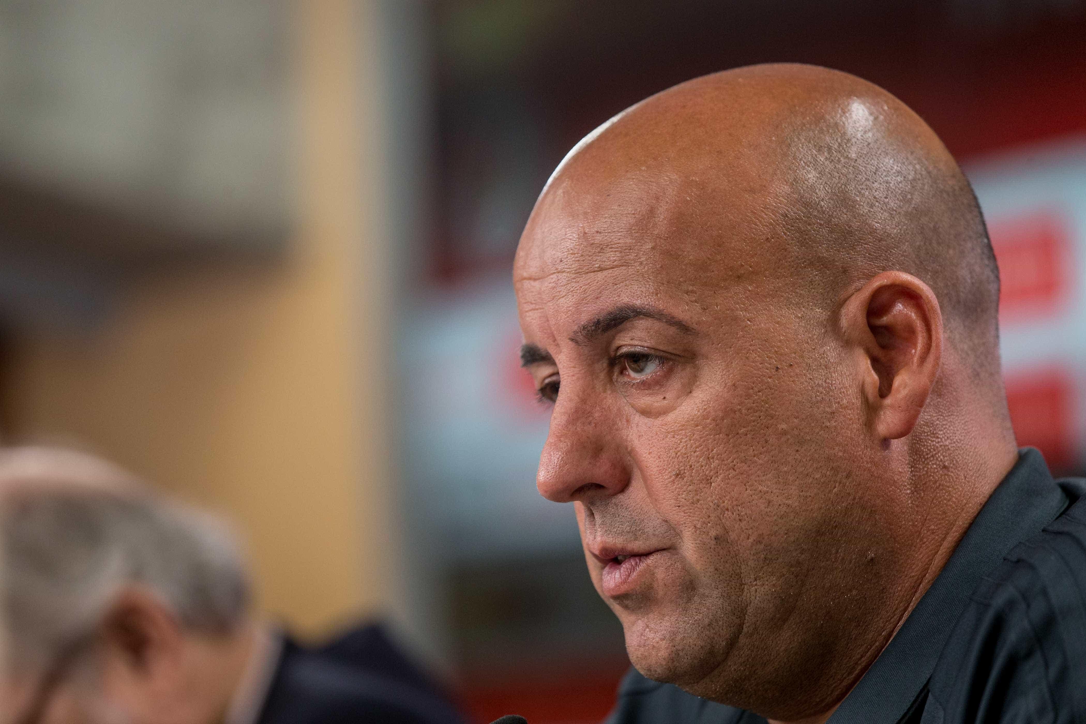 Treinador de hóquei do Benfica demitido