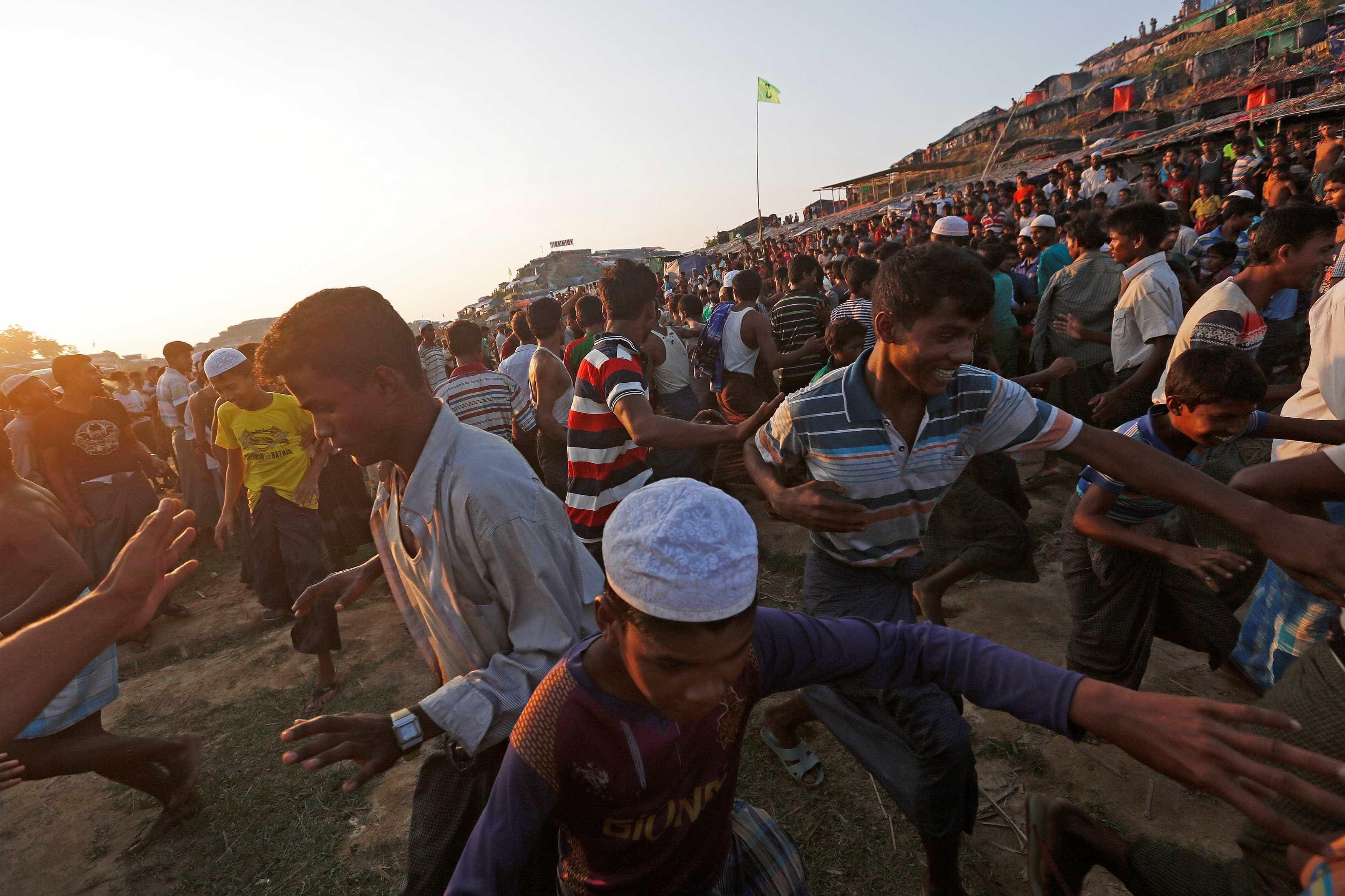 Temido o fim do estado de emergência e abandono das ONG aos rohingya