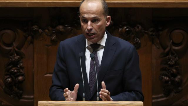 """CDS ataca plano nacional de reformas do Governo. """"Poucochinho socialista"""""""