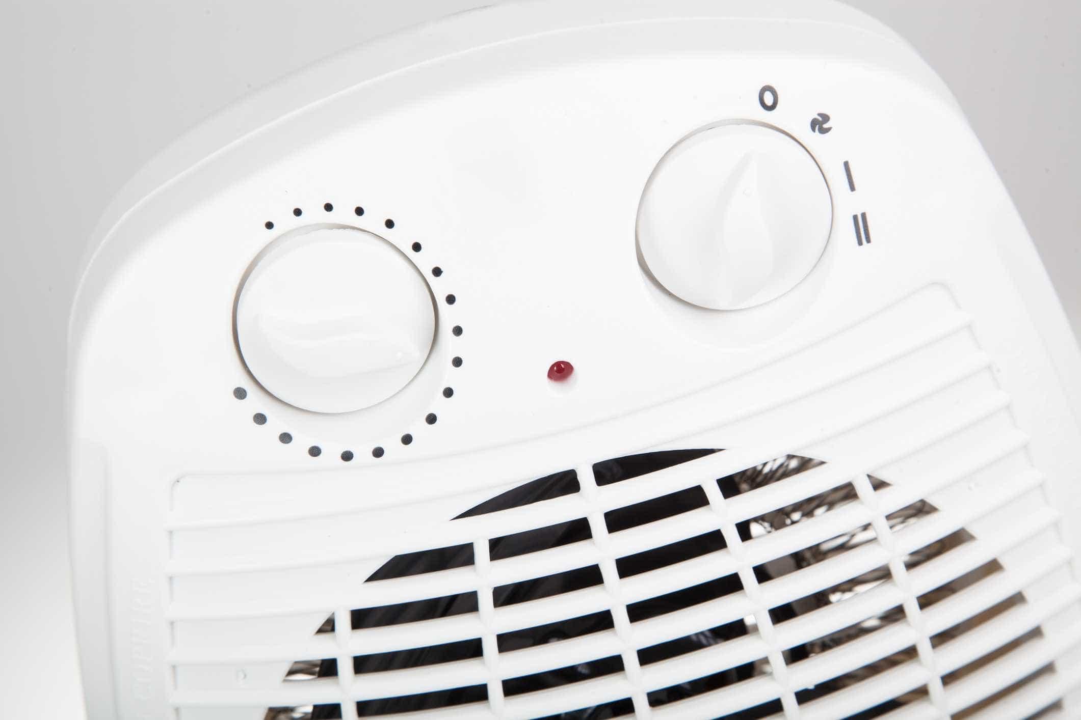 Atenção, estes termoventiladores não são seguros