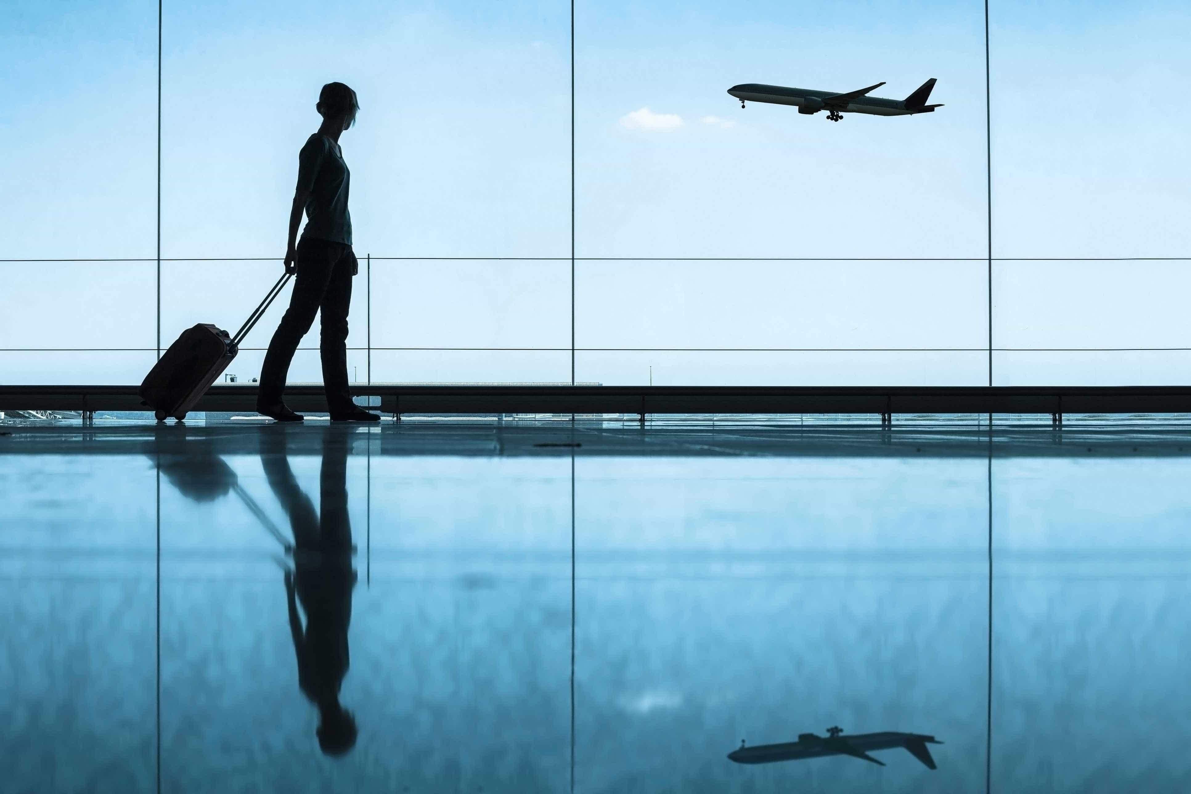 Companhias aérea vão ser multadas por violação do registo dos passageiros