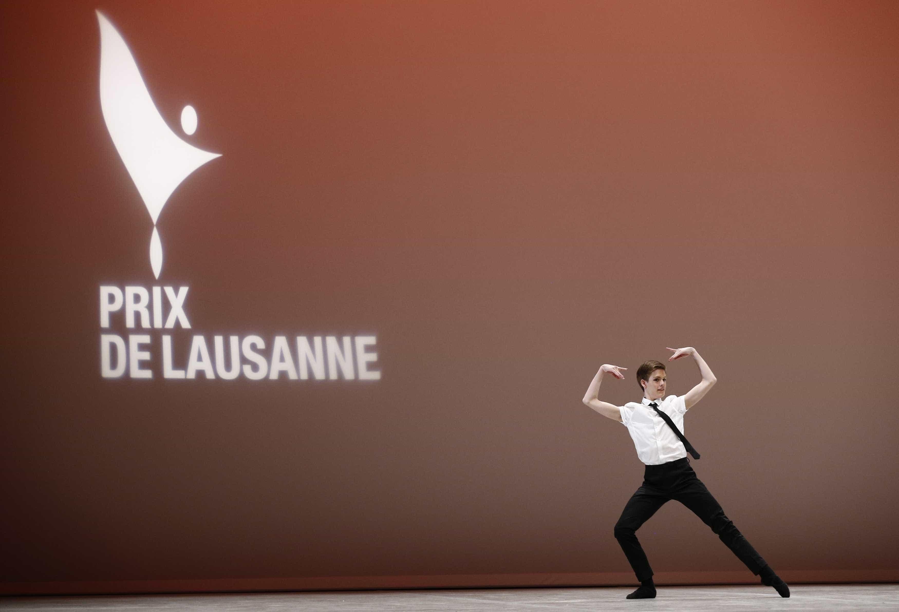Bailarino português Márcio Mota selecionado para o Prix de Lausanne