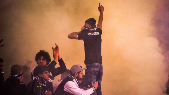 Tensão em Braga: Autocarros apedrejados e tiros disparados para o ar