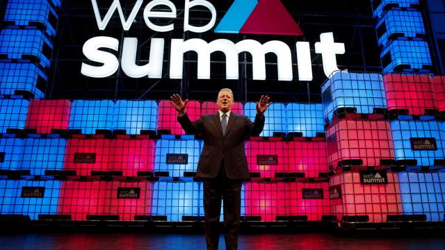 """Web Summit em Lisboa vai permitir """"eventos de maior dimensão"""""""