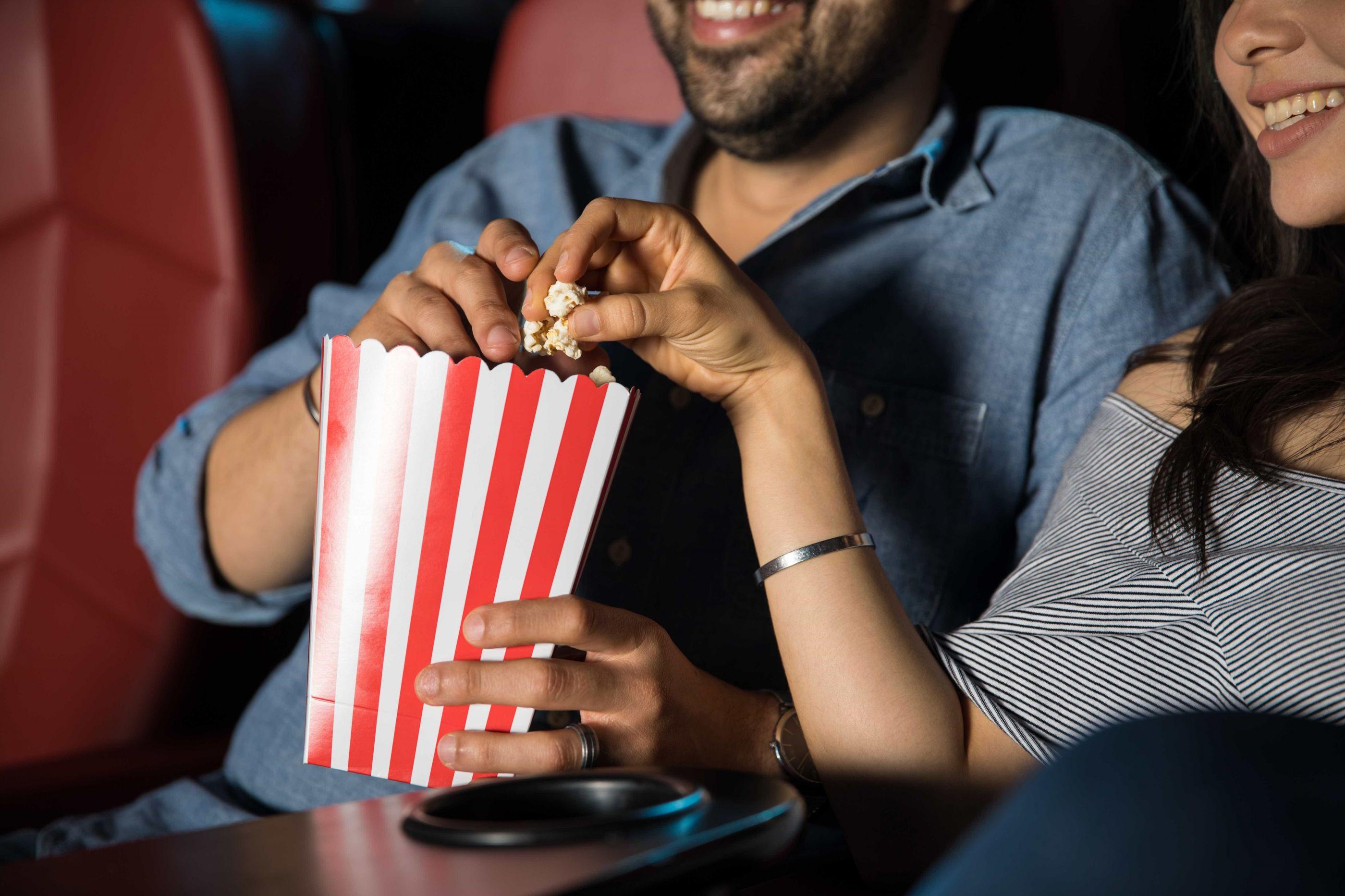 No próximo mês vá ao cinema por apenas 2,5 euros