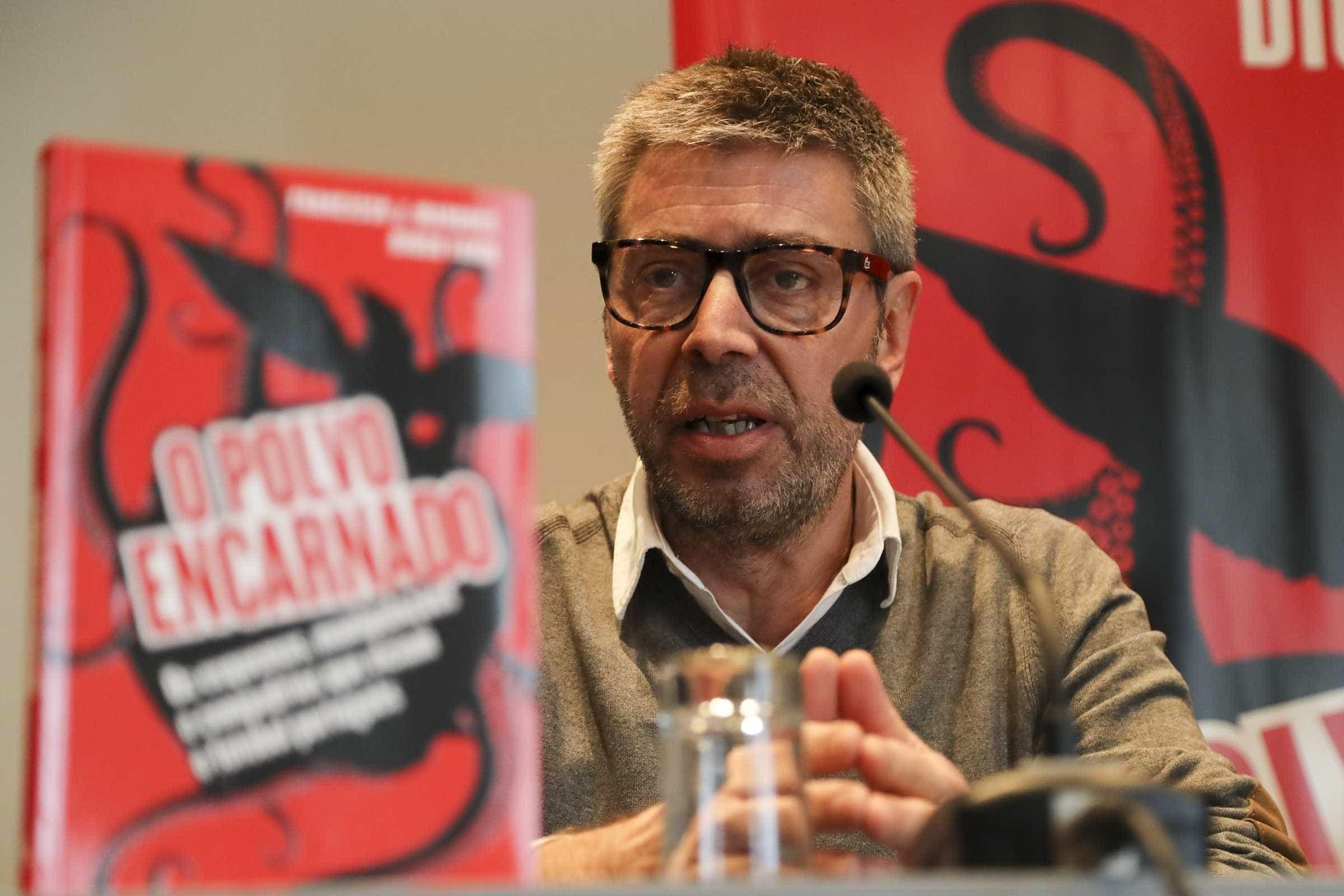 """""""Afinal, seis milhões somos nós"""". J. Marques chama Benfica de mentiroso"""