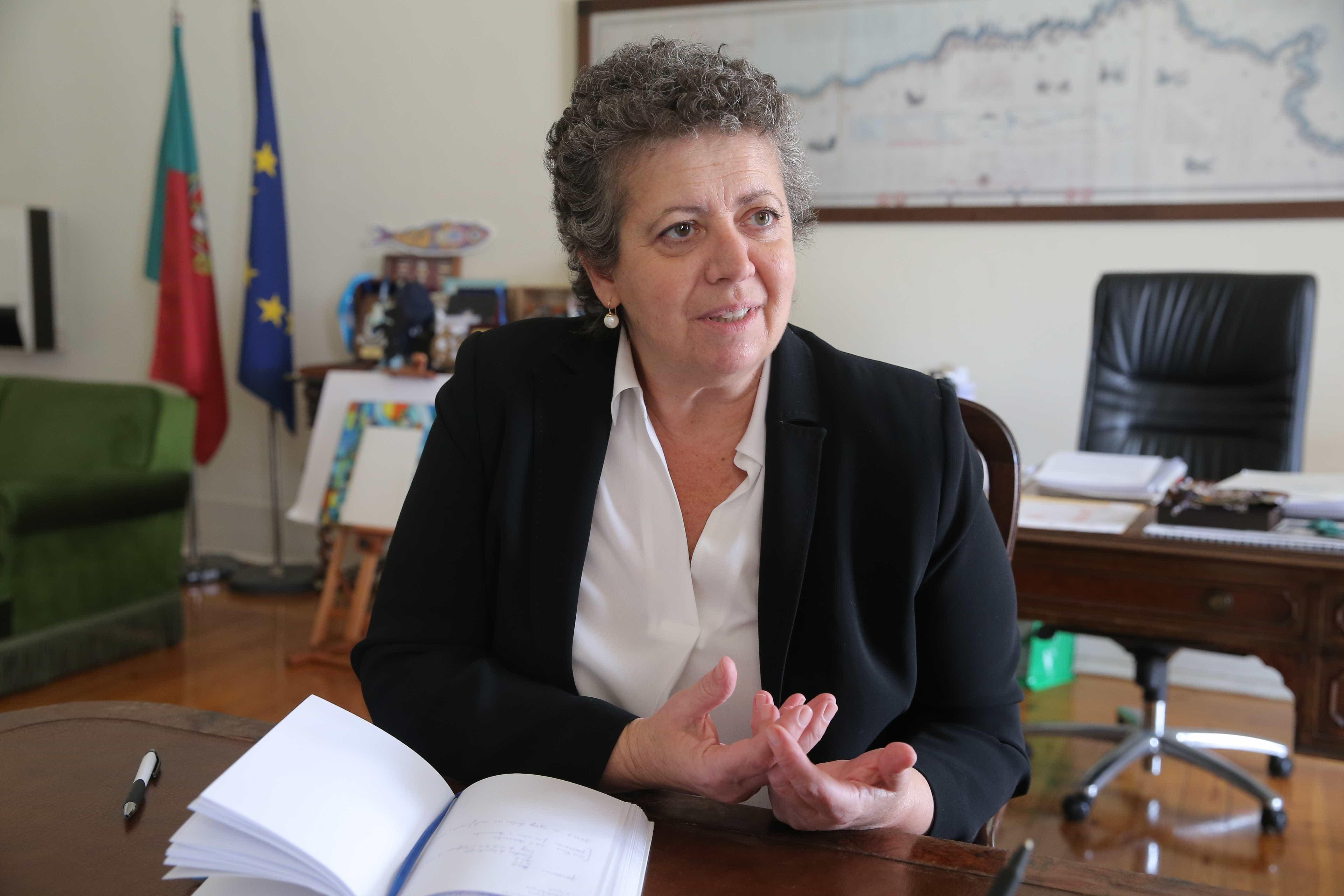 Governo agradece apoio de Assunção Cristas ao projeto 'Campus do Mar'