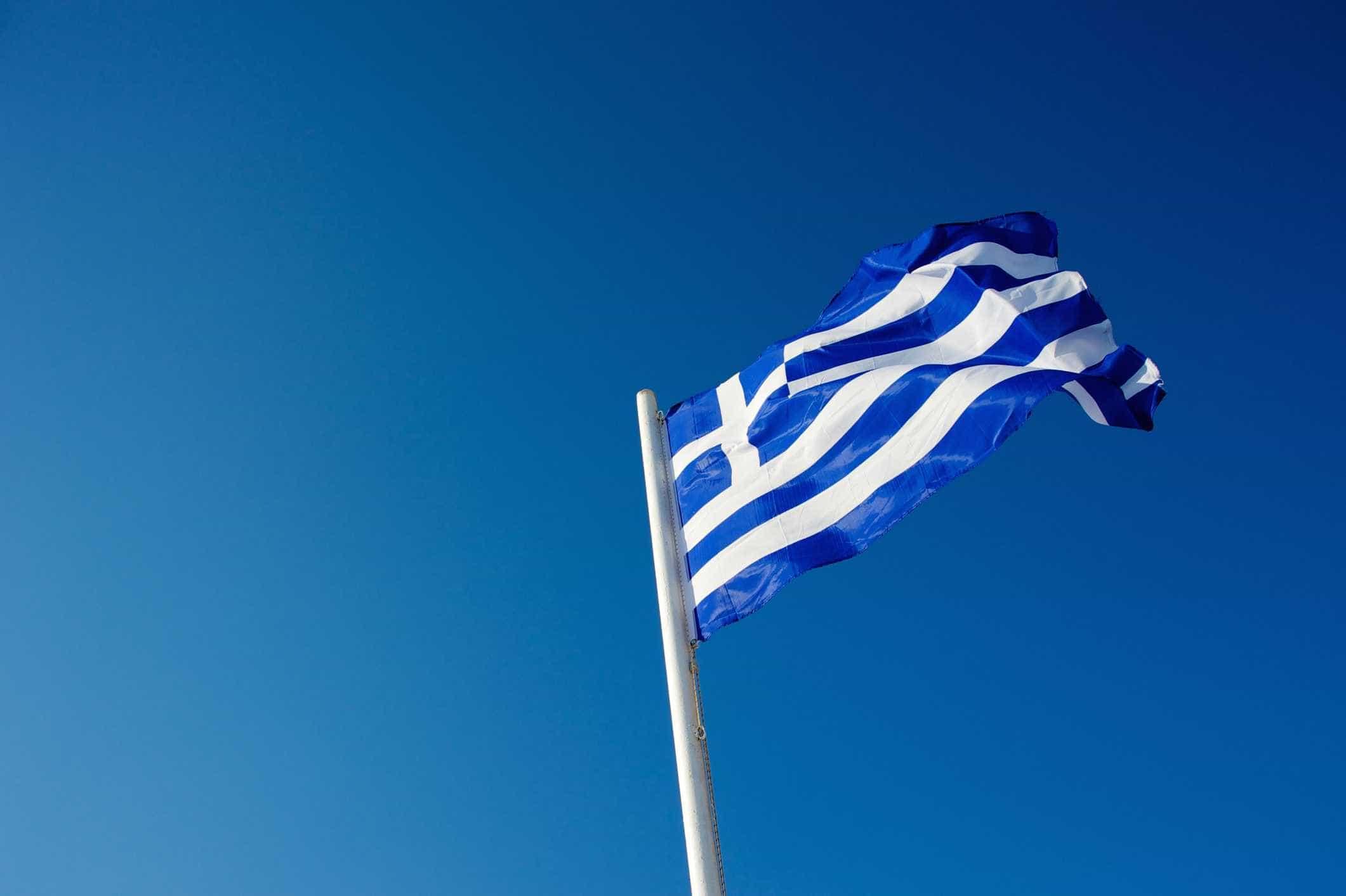 Grécia fez a primeira emissão de dívida a dez anos desde 2010