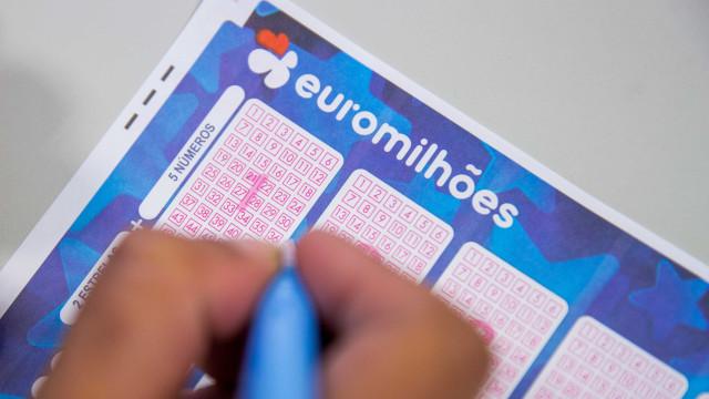 Primeiro prémio do Euromilhões vai para apostador no estrangeiro