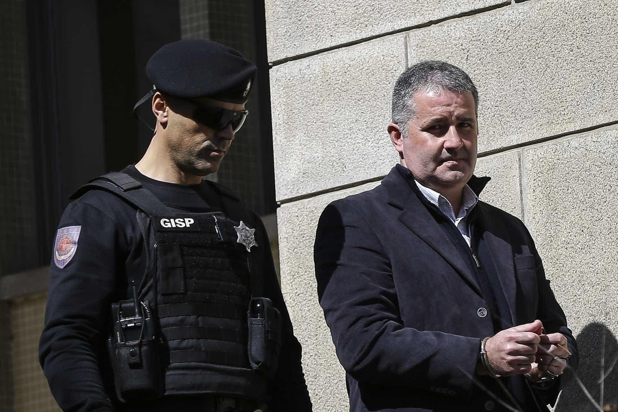 Tribunal da Relação confirma pena máxima para Pedro Dias