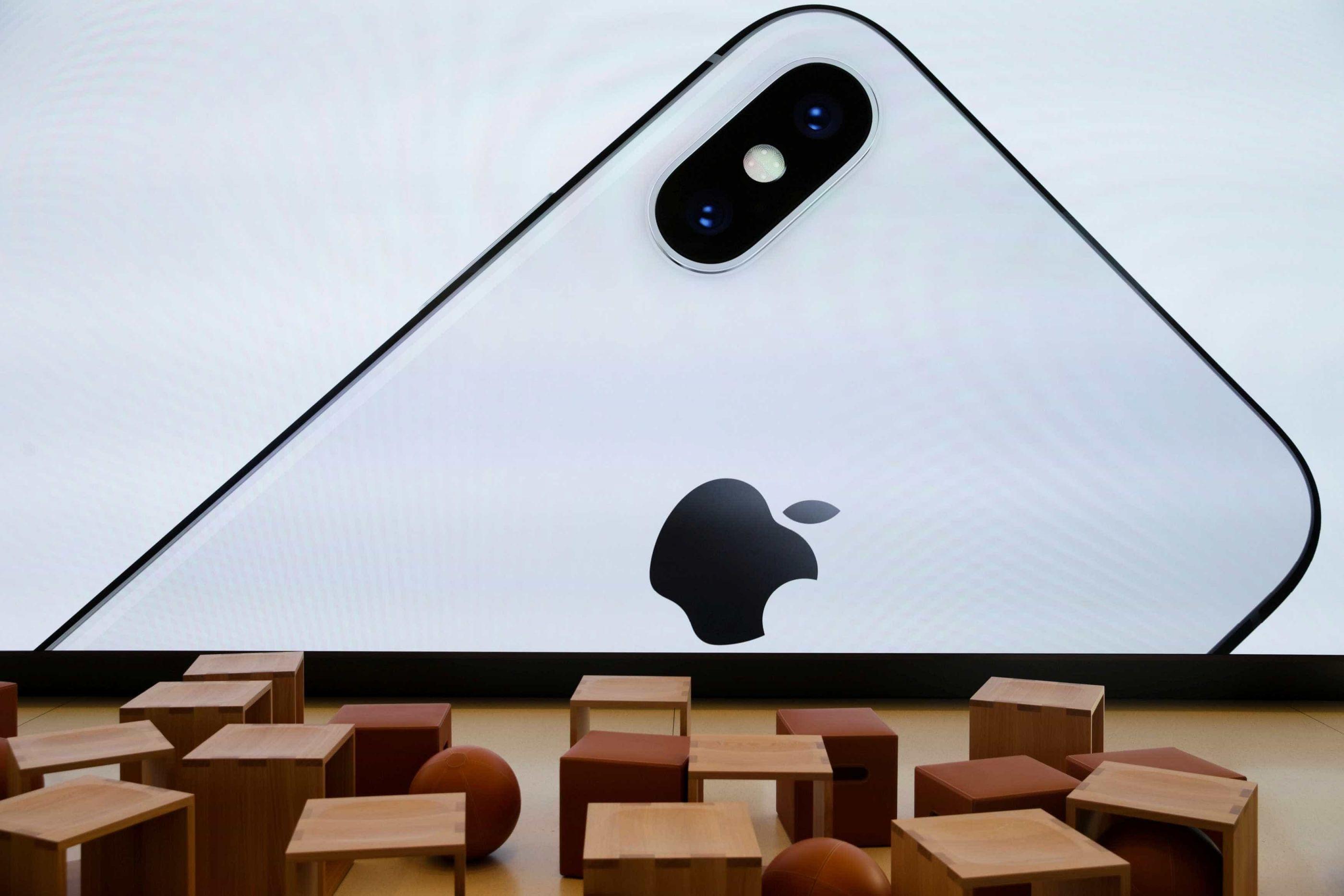 Apple chega a acordo para ter iPhone 5G