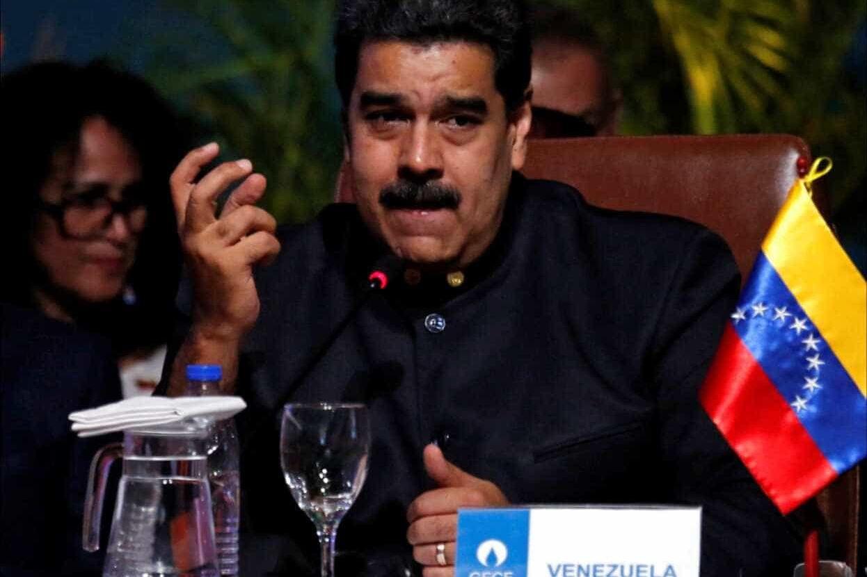 Eis o vídeo que levou Maduro a abandonar entrevista com a Univisión