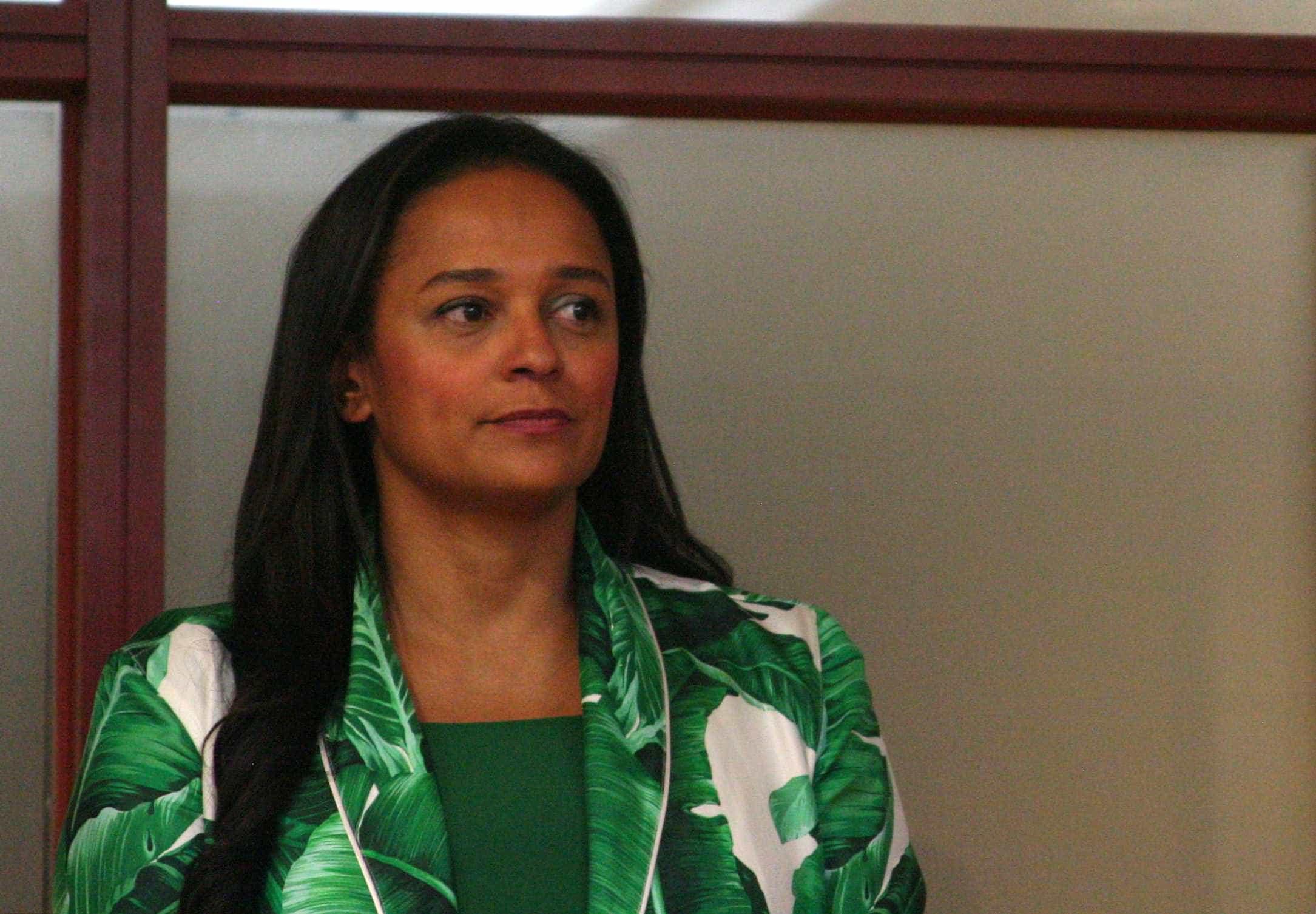 Isabel dos Santos deixa cair queixa-crime contra Presidente da Sonangol