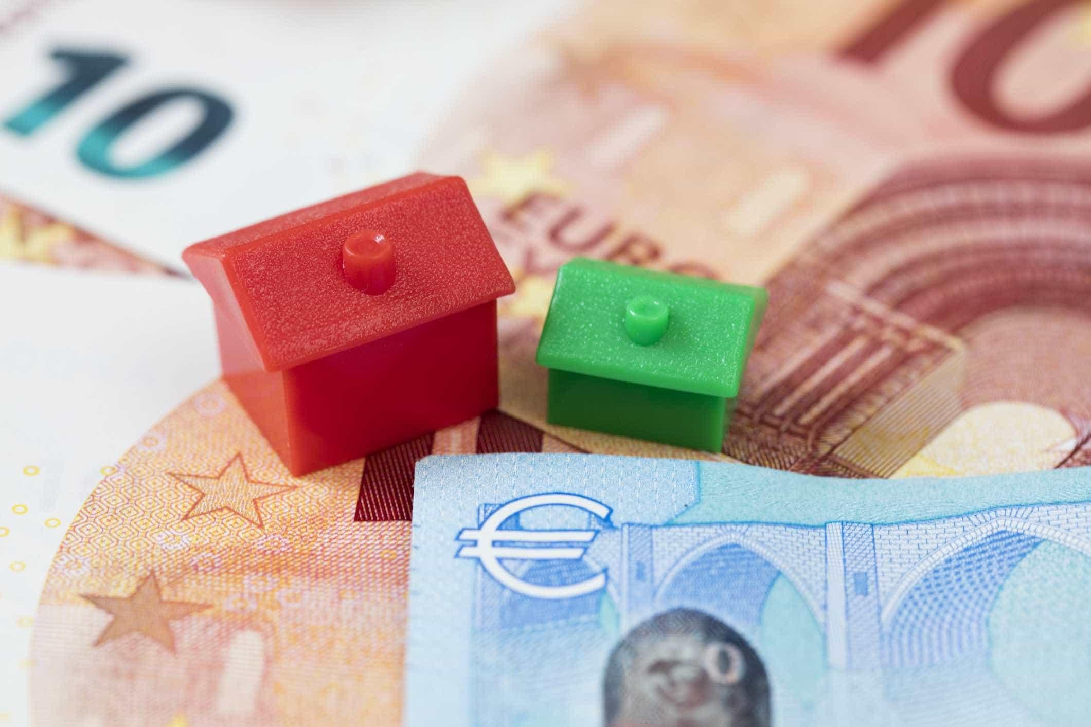 Empréstimos para a compra de casa voltam a subir. São mais de 800 milhões
