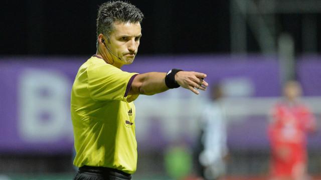 Está escolhido o árbitro para o Benfica-V. Setúbal