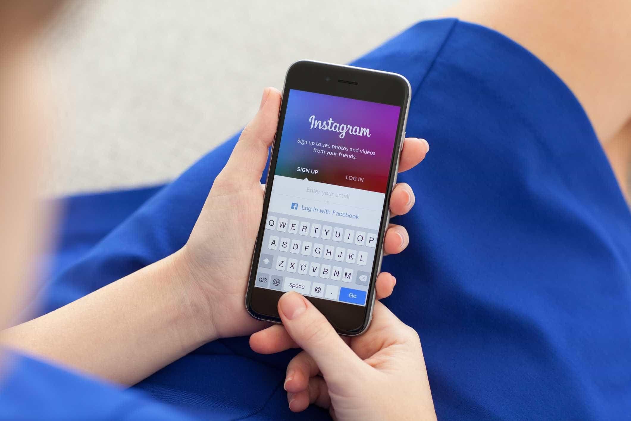 Instagram quer partilhar a sua localização com o Facebook