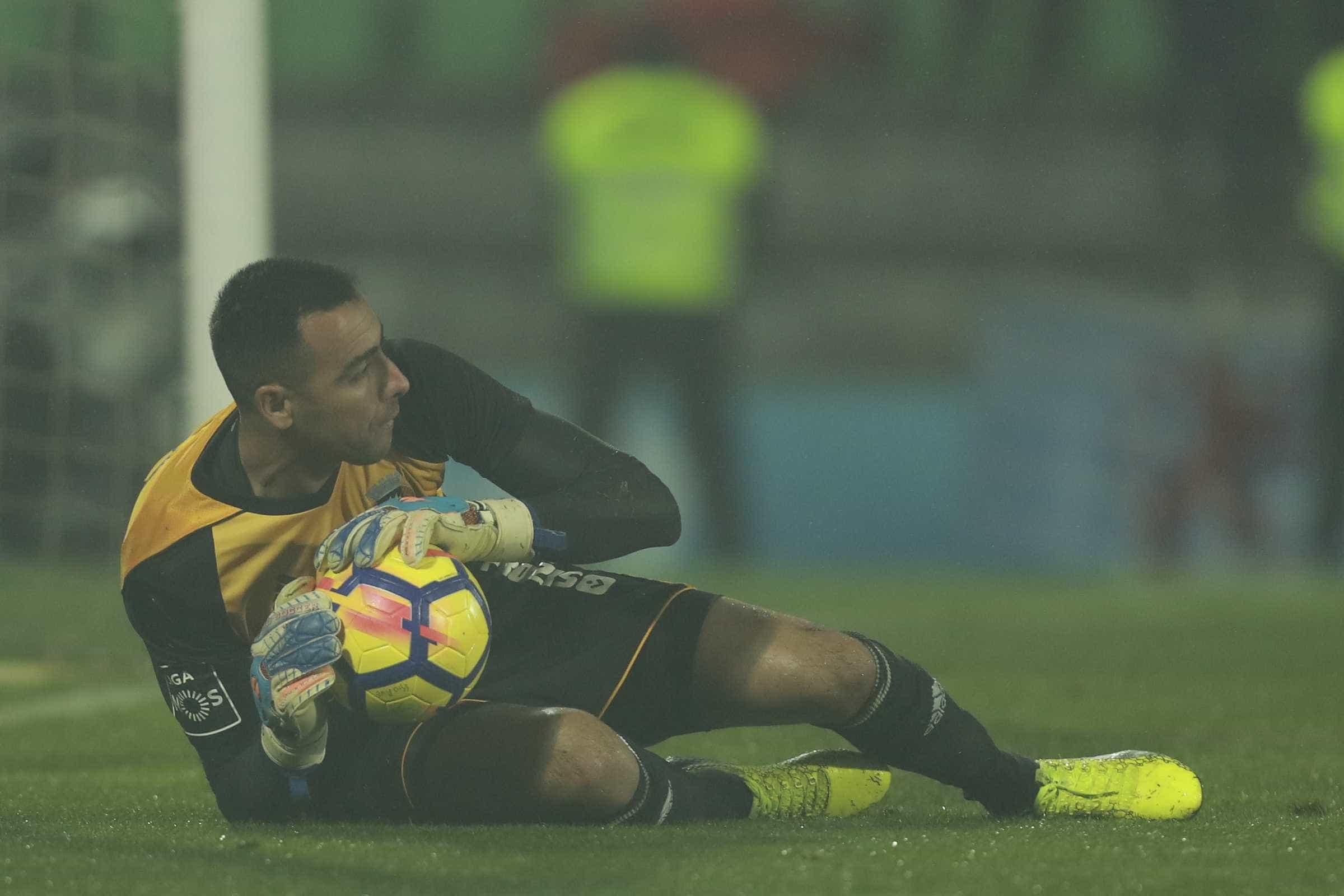 """Cássio confirma abordagem à PJ: """"Preciso que percas com o Benfica"""""""