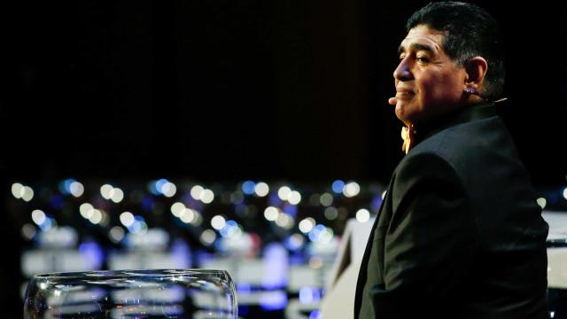 Jovem diz que também é filho de Diego Maradona. A confirmar-se, é o 10.º