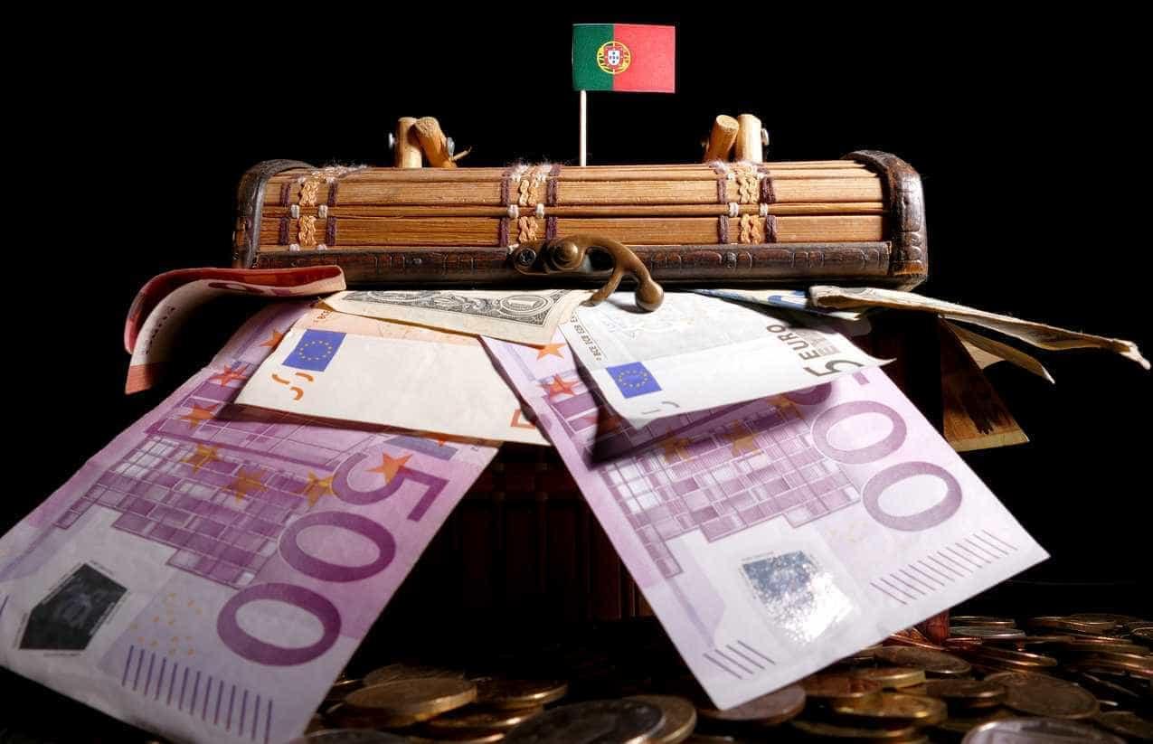 Portugal colocou hoje 1.500 milhões em dívida a juros negativos