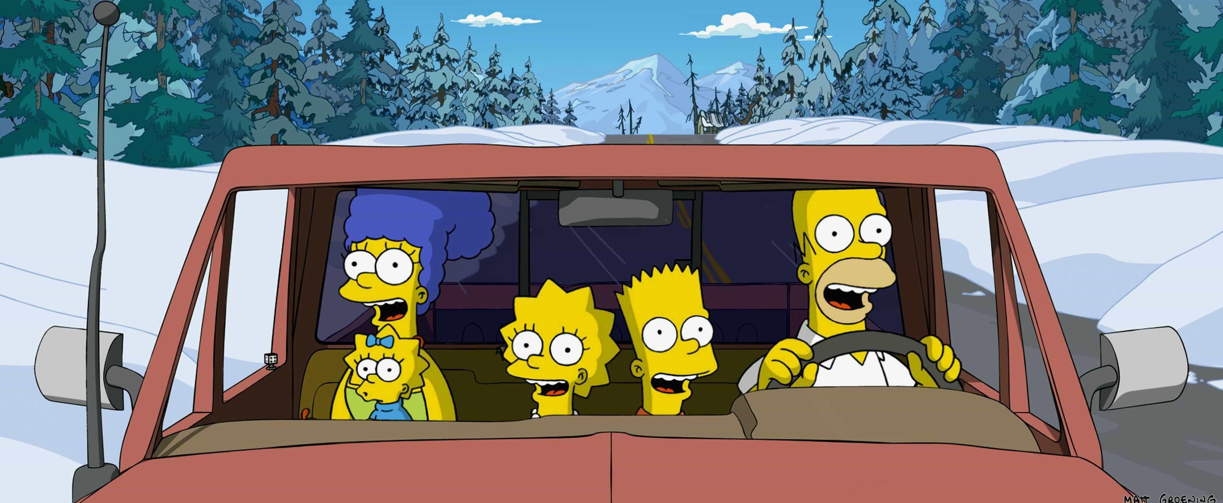 Simpsons 'trintões' vão festejar anos, mas já cá andavam há mais tempo