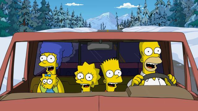 'The Simpsons' vão ter mais duas temporadas
