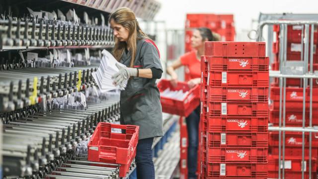 Lucros CTT caem 28% em 2018, para 19,6 milhões de euros