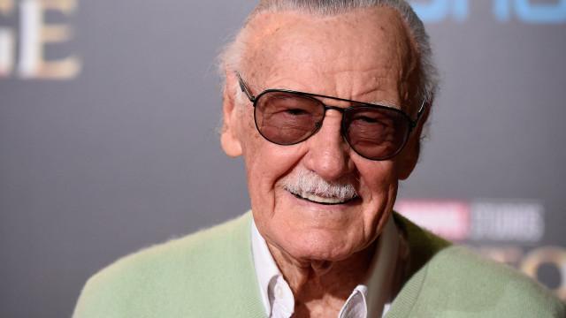 Comic Con Portugal deste ano vai homenagear o eterno Stan Lee